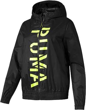 PUMA Womens Be Bold Graphic Woven Jacket Jacket