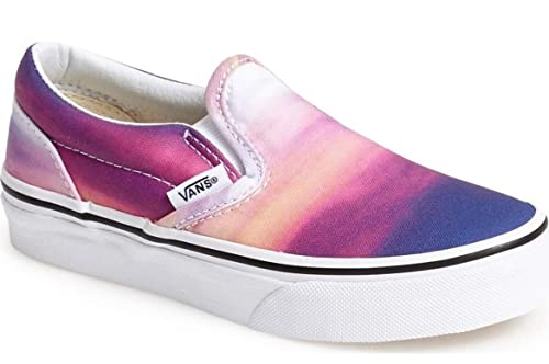 a476e12d16 Vans Slip On Sunset Purple Truewhite Sneakers Shoes Size 10.5 Kids  Buy  Online at Low Prices in India - Amazon.in
