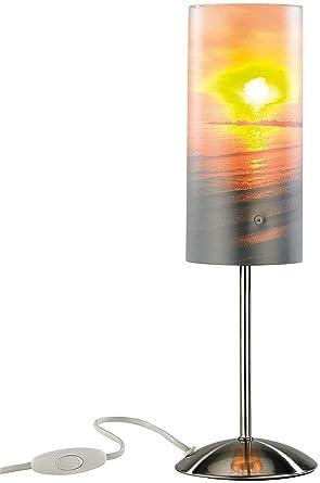 fotolampe your design fotolampen individuelle tischlampe bedruckbar mit ihrem lieblingsfoto eigenem bild amazon