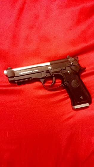 Umarex Beretta M92 A1 .177 Steel BB Airgun, Blowback Five Stars
