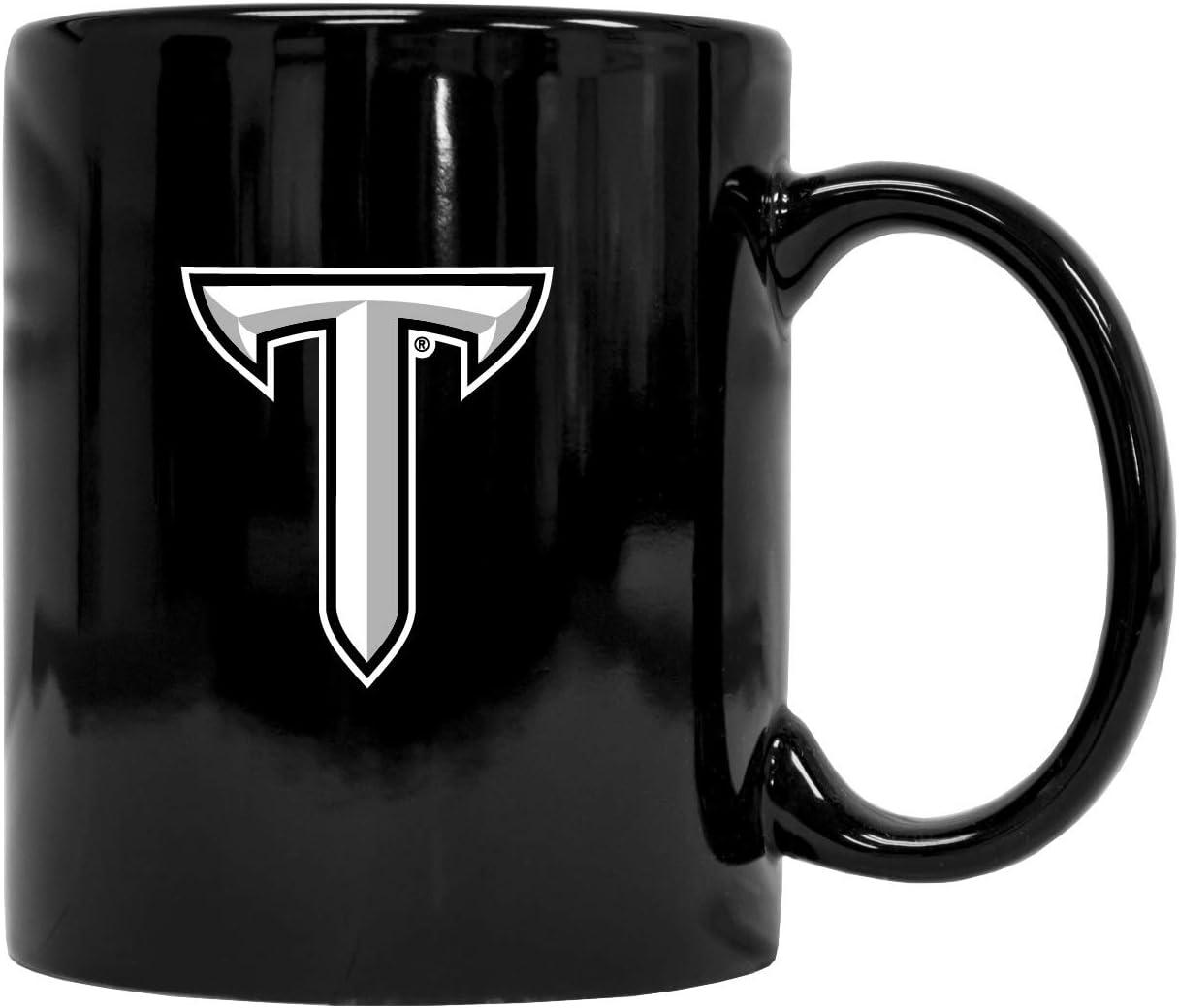 Troy University Trojans Coffee Mug-NCAA Black Ceramic Mug