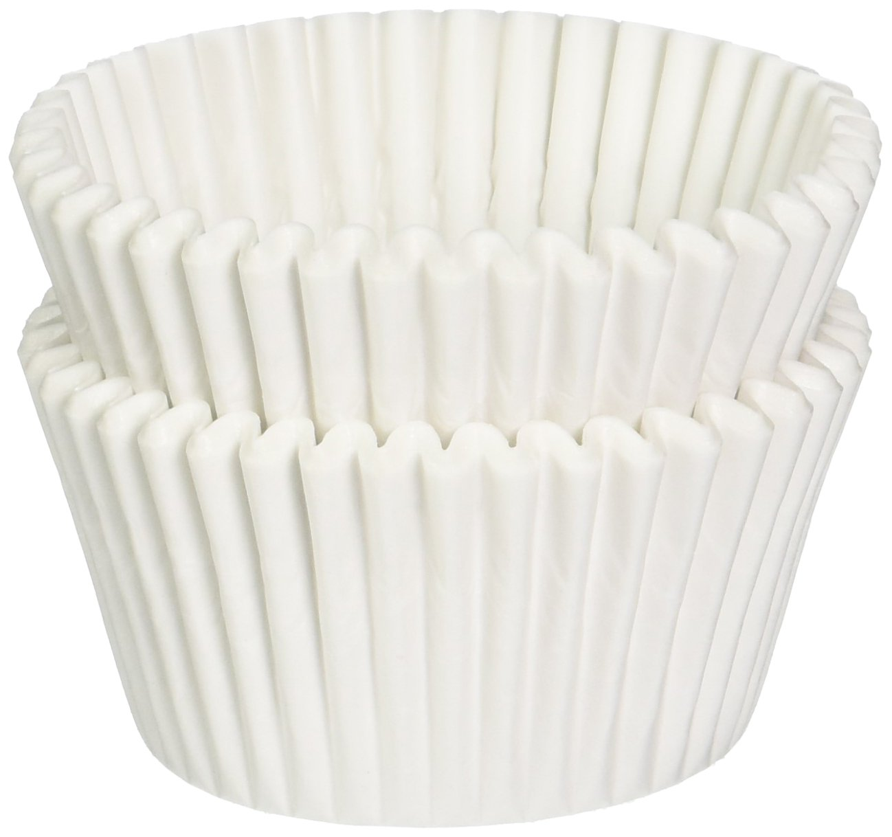 Reynolds Best Quality Standard Size White Cupcake Paper - Baking Cup - 2 Packs Cup Liners 500 Pcs