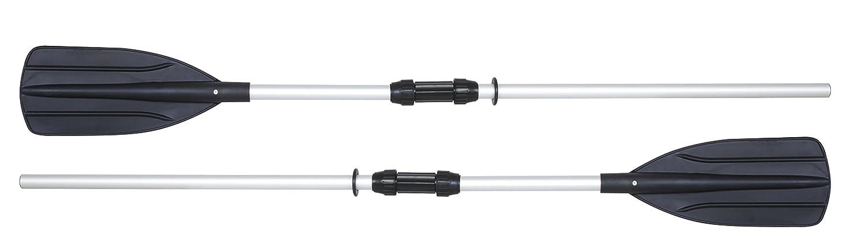 Bestway 62064 - Set de dos remos de aluminio, 145 cm