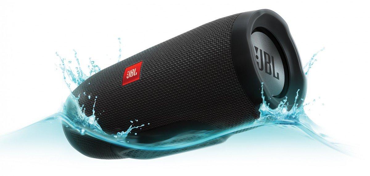 jbl bluetooth speaker waterproof. jbl charge 3 waterproof portable bluetooth speaker (blk) price: buy online in india -amazon.in jbl o