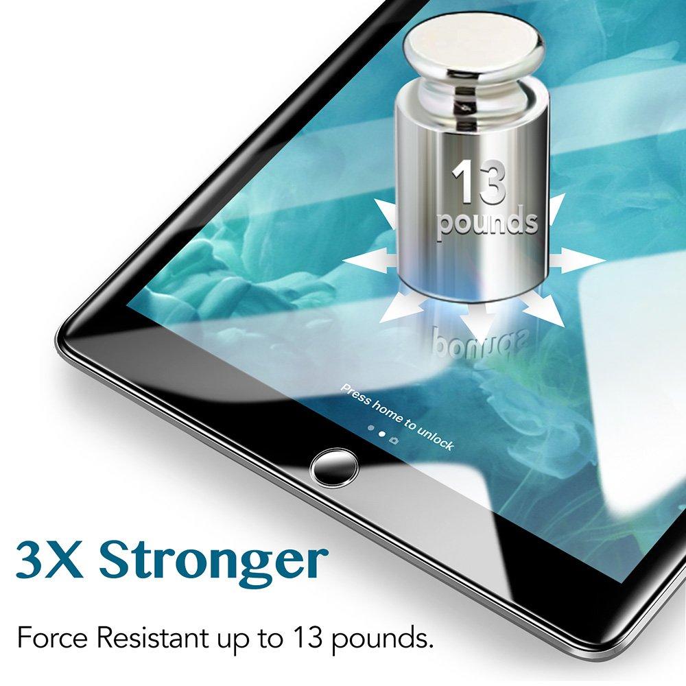 Screen Protector Pellicola Protettiva di 9H Durezza Schermo Protezione per Apple iPad Mini 1//2//3. Kit di Installazione Gratuito Aniti Impronte ESR iPad Mini 1//2//3 Pellicola Vetro Temperato