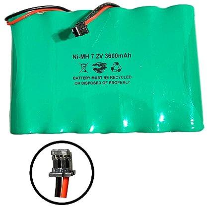 Amazon.com: DSC IMPASSA 9057 Battery 6PH-H-4/3A3600-S-D22 ...