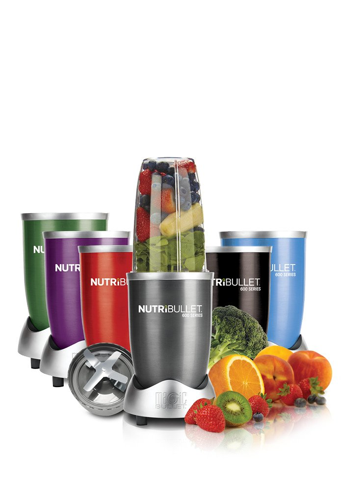 how to use nutribullet 1000 series