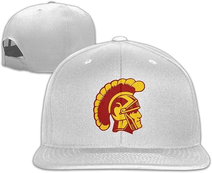 NCAA USC troyanos Logo Hiphop Gorra de béisbol sombrero gorra ...