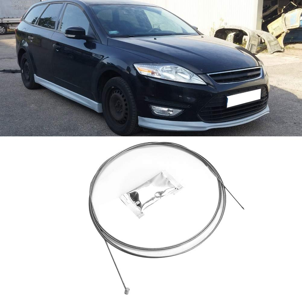 Suuonee Parking Brake Cable Metal Parking Handbrake Cable Replacement for Mondeo MK4// S-Max//Galaxy