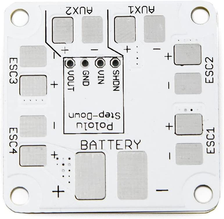 Lumenier M-PDB 4Power Mini Power Distribution Board