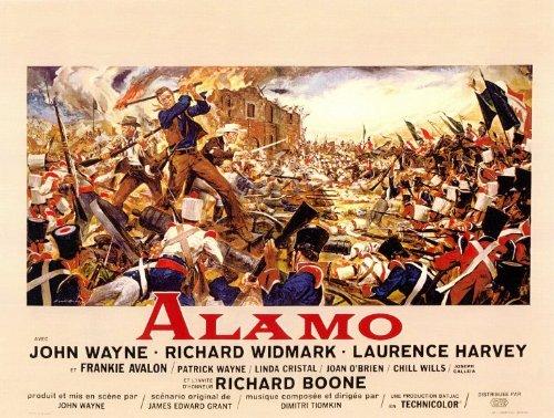 the-alamo-poster-movie-1960-foreign-style-a-11-x-14-inches-28cm-x-36cm-john-waynerichard-widmarklaur