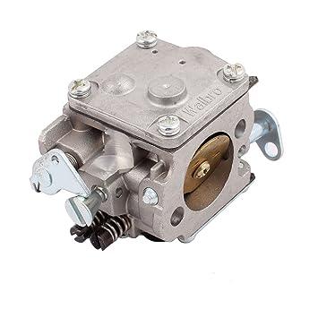Aexit Nuevo carburador para piezas de motosierra Husqvarna ...