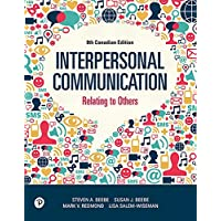 Revel -- Access Card -- for Interpersonal Communication, Eighth Canadian Edition: Relating to Others, Eighth Canadian…