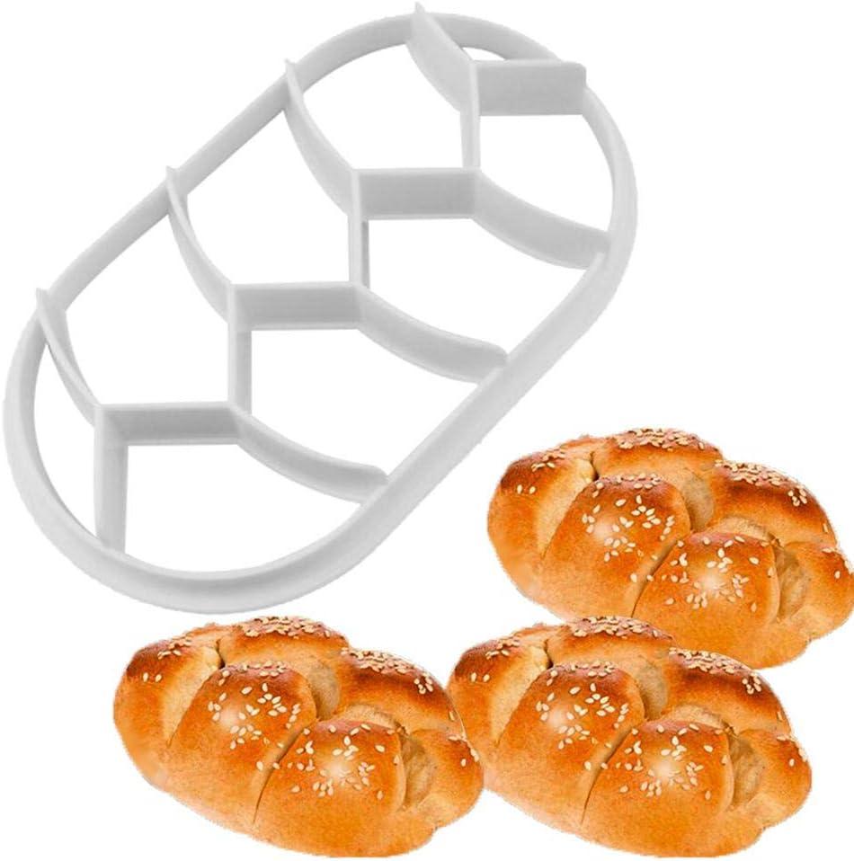 DIY Brot-Form-Schokoladen-Keks-Nachtisch-Stampfer f/ür Hauptk/üchen-Keks-Backform DIY Brot-Stampfer