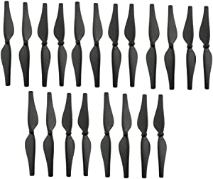 Fytoo Propeller for DJI Tello RC Quadcopter Spare Parts Drone Blades (20pcs propellers)