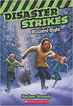 Book Disaster Strikes #3: Blizzard Night