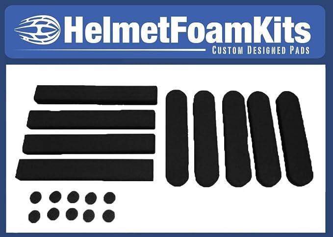 Universal Fahrrad Helm Pads Versiegelter Schwamm Fahrrad Helm der B8U3