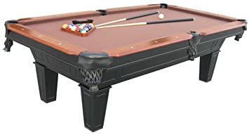 Minnesota Fats MFT700 7.5 Foot Professional Billiard Table Package