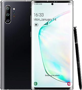 JUNMAONO Note10+ - Smartphone Libre Android 9.0 (Pantalla Completa ...