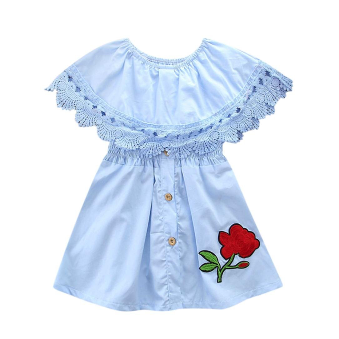 b3eadf98e Internet Kids Clothes Girls Dress For 1-5Years