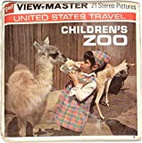 ViewMaster -Children's Zoo - ViewMaster Reels 3D - from the 1970s - factory sealed