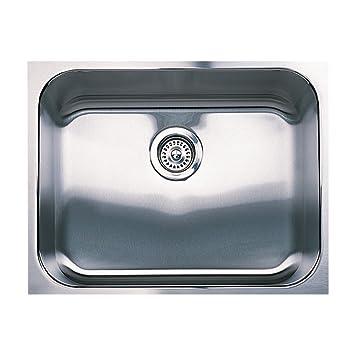 blanco 440 260 spex plus single bowl undermount kitchen sink satin finish blanco 440 260 spex plus single bowl undermount kitchen sink      rh   amazon com