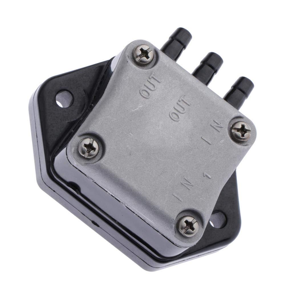 Conjunto De Bomba De Combustible De Motor De Barco para Yamaha Motor Fuera De Borda De 25 HP A 60 HP Reemplaza 62Y-24410-02 826398T 3 62Y-24410-04-00