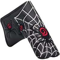 Beehive Filter Spider Web Design Golf Blade Putter Head Covers headcover Fit All Brands TaylorMade Titleist Scotty Cameron Ping Callaway Blade Putter