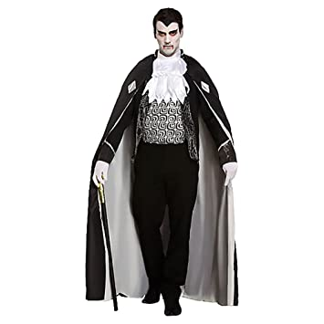 Fancy Dress Adult Scary Man Of The House Costume Amazoncouk Toys