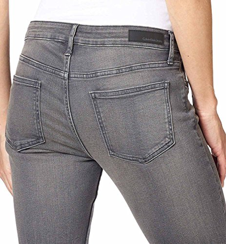 Gris Calvin Mujer Estrasburgo Jean La De Jeans En Boyfriend Klein aqwXOaxz