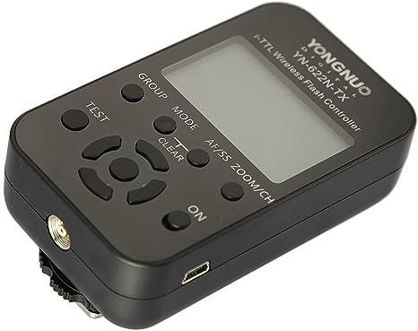 Yongnuo Yn 622n I Ttl Ttl Fähiger Funkauslöser Für Kamera