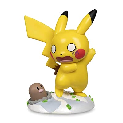 A Day with Pikachu – Suprising Weather Ahead: Toys & Games