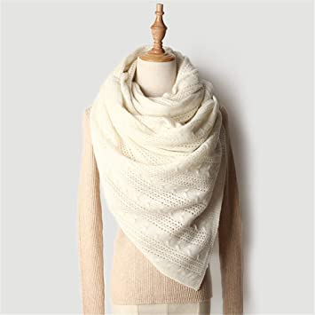 Women/'s Fashion Long Cotton Linen Wrap Scarf Shawl Solid Color Pashmina US Beamy