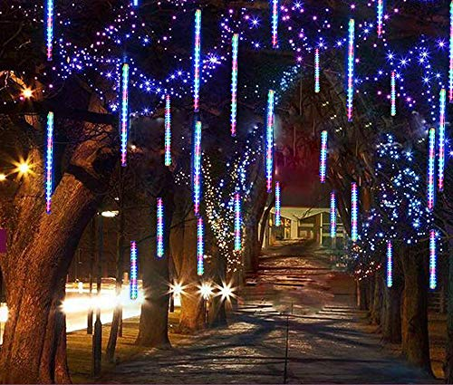 Snowfall Led Christmas Tree Lights in US - 4