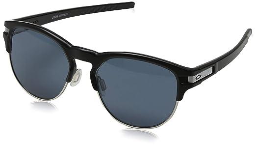 Óculos Oakley Latch Key L Matte Black W Violet Iridium  Amazon.com ... a1d3473eff