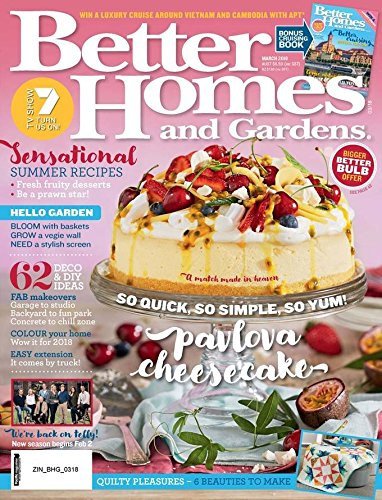 Large Product Image of Better Homes and Gardens Australia