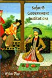 img - for Safavid Government Institutions book / textbook / text book