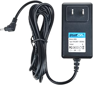 PwrON 6.6 FT Long 12V AC to DC Power Adapter Charger for Hisense Chromebook C11 C12 Laptop