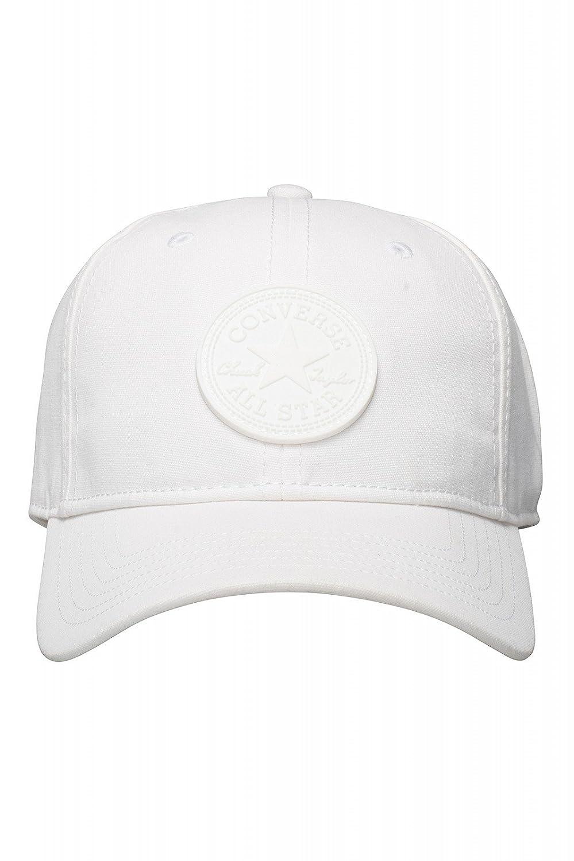 Converse - Gorra de béisbol - para hombre blanco blanco: Amazon.es ...