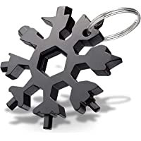 18-in-1 Stainless Steel Multitool Keychain Bottle Opener,Screwdriver,Portable Outdoor Travel Camping Multi Function…