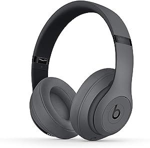 Beats Studio3 Wireless Headphones - Gray (Renewed)