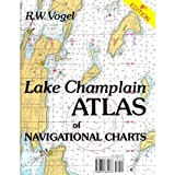 img - for Lake Champlain Atlas of Navigational Charts, 8th Edition 2013 book / textbook / text book