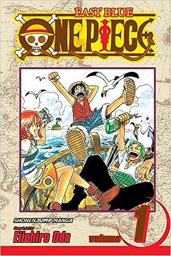One Piece Manga Epub