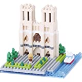 Nanoblock Notre Dame Cathedral