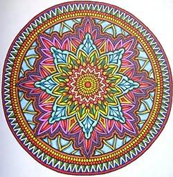 Mandala En La Espalda Por Manu