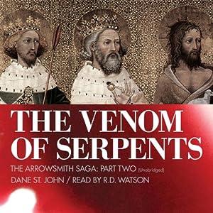 The Venom of Serpents Audiobook