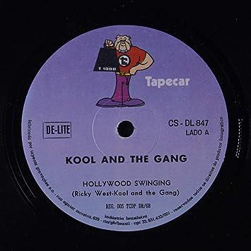 Kool The Gang Hollywood Swinging Kool And The Gang 45