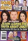 Rebecca Herbst, Billy Miller & Kelly Monaco (General Hospital) - June 19, 2017 Soap Opera Digest Magazine