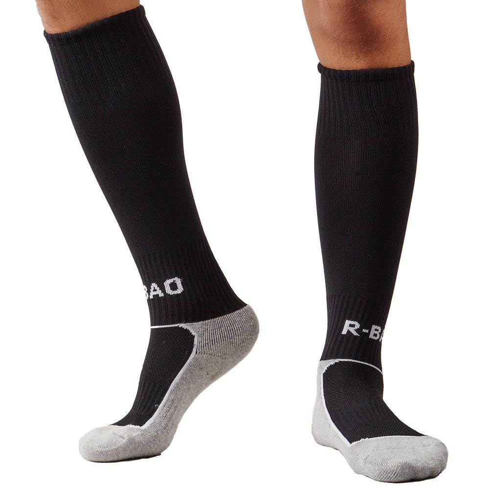 5ad119f79 Amazon.com: LITAO for Little Boys/Girls Outfits Compression Long Sport Soccer  Socks Pack (Kids/Youth Gifts): Clothing
