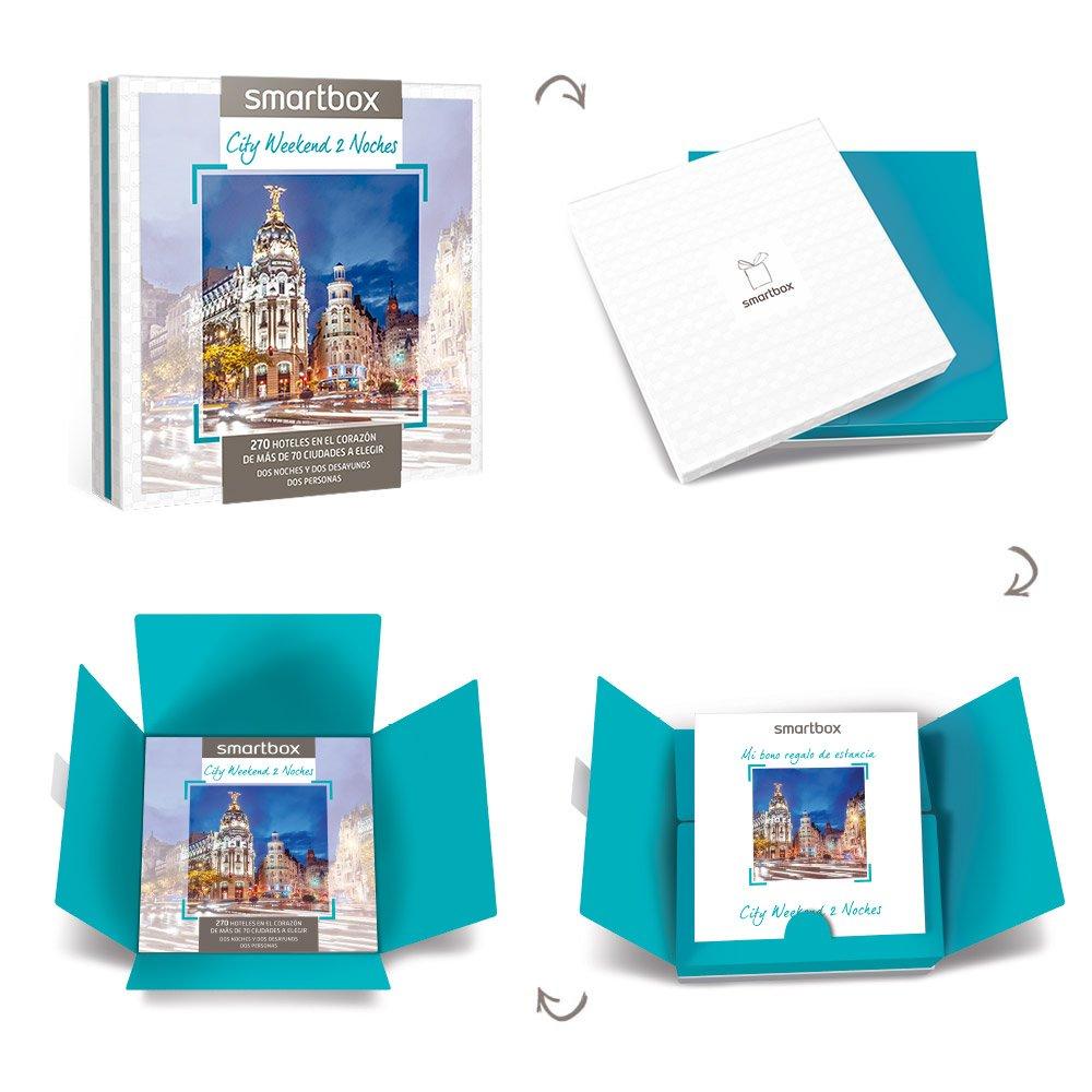 Smartbox - Caja Regalo BETI EUSKADI - 190 Landa-eskapada, spa, masajeak, afari eta abentura jarduerak: Amazon.es: Deportes y aire libre